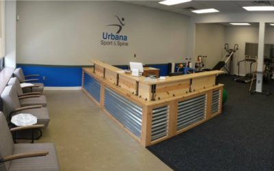 Urbana Sport and Spine opens!