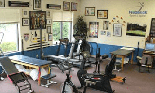 sports physical therapy clinics