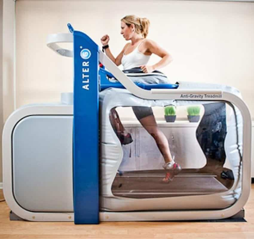 Anti-Gravity Treadmill