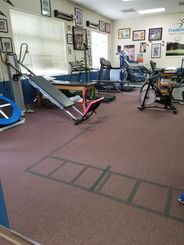 physical therapy facility