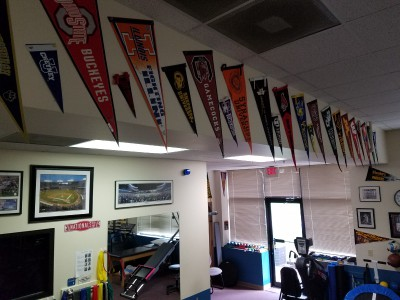 frederick office banners